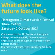 Harrogate Climate Action Festival