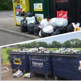 full bins
