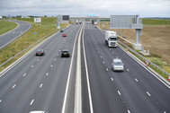 Image of new A14 in use