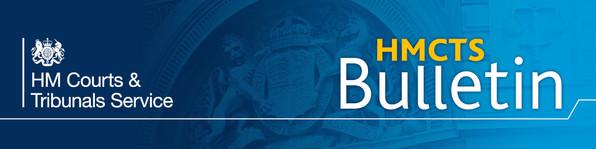 HMCTs Bulletin banner