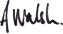 alison walsh signature