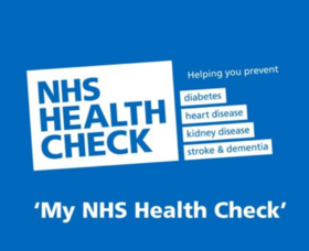 NHS Healthchecks square