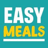 easy meals app logo