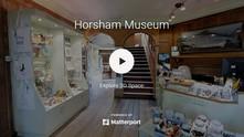 Horsham Museum 3d virtual tour