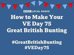 Make your own bunting BBC