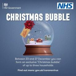 Christmas Bubble COVID