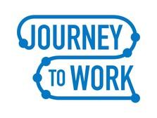 Journey to work logo