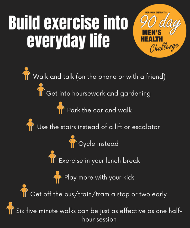 Daily Exercise Builder