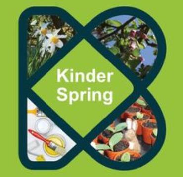 Kinder Spring event 2021