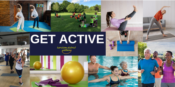 get active for april