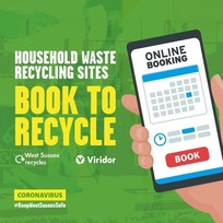 West Sussex County Council: Book to Recycle