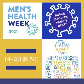 mens health week image