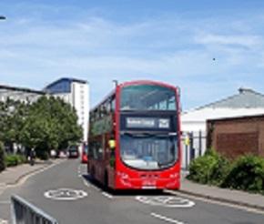 Feltham bus