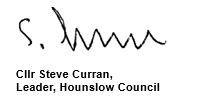Cllr Curran signoff