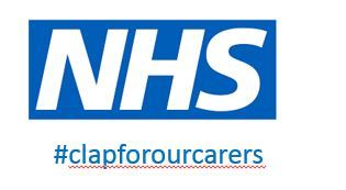 NHS clapfor our carers