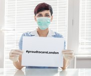 proud to care London
