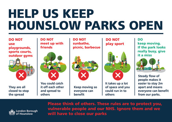 Keep Parks Open