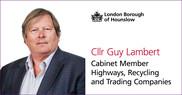 Cllr Guy Lambert