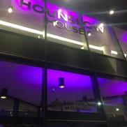 Hounslow House Purple black lives matter