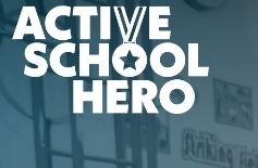 Active school hero