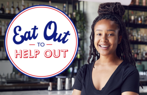 Help out Eat out launch