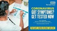 Coronavirus mobile testing