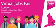 National Careers Service Virtual Jobs Fair