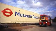 London Transport Museum Depot