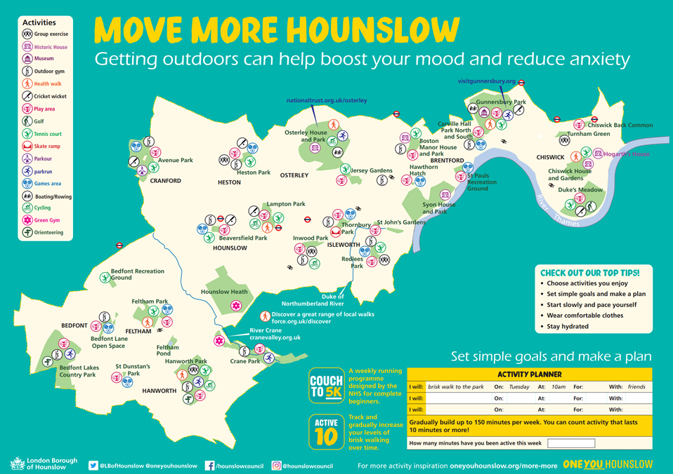 Move More Hounslow