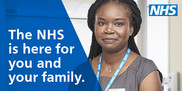 NHS is here for you
