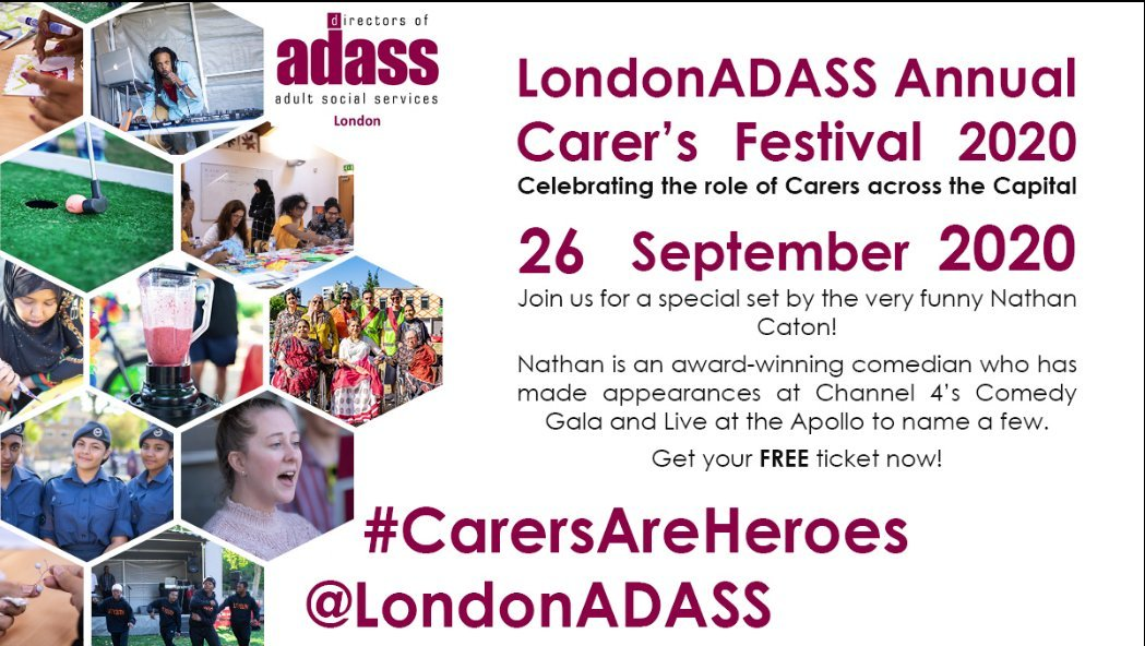ADASS carers festival