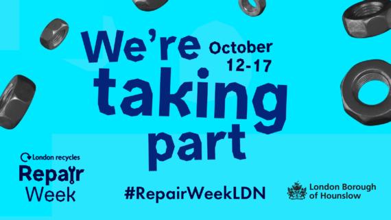 Repair Week - we are taking part