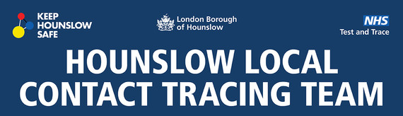 Hounslow Contact tracing team