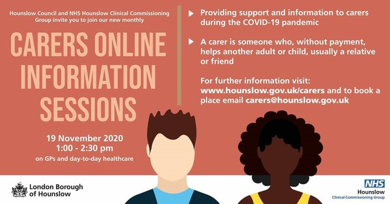 Support for careers online information sessions