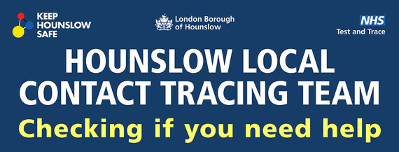 Hounslow Contact tracing here to help