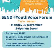 SEND Youth Forum