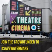 Watermans crowd funder