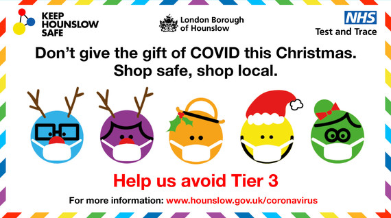 Keep Hounslow Safe this Christmas