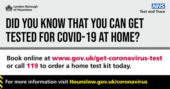 Home testing COVID-19 kit
