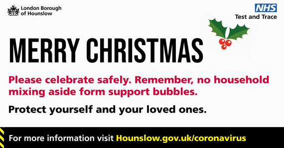 Christmas celebrate responsibly