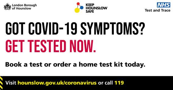 COVID-19 symptom testing