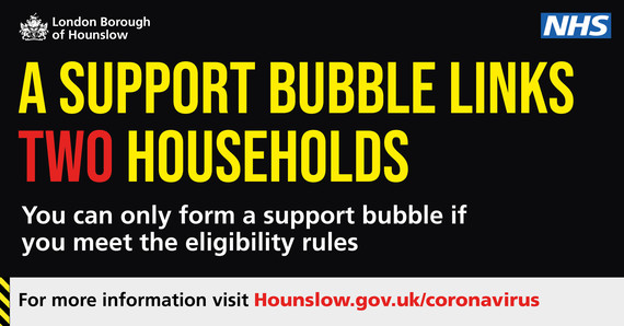 Support bubbles
