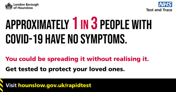 Approximately 1 in 3 people have no symptoms