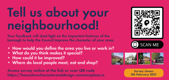 Tell us about your neighbourhood