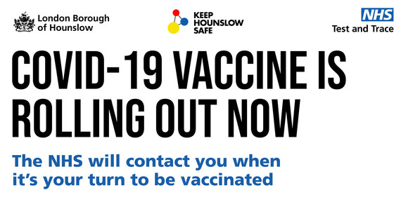 COVID-19 Vaccine is rolling out
