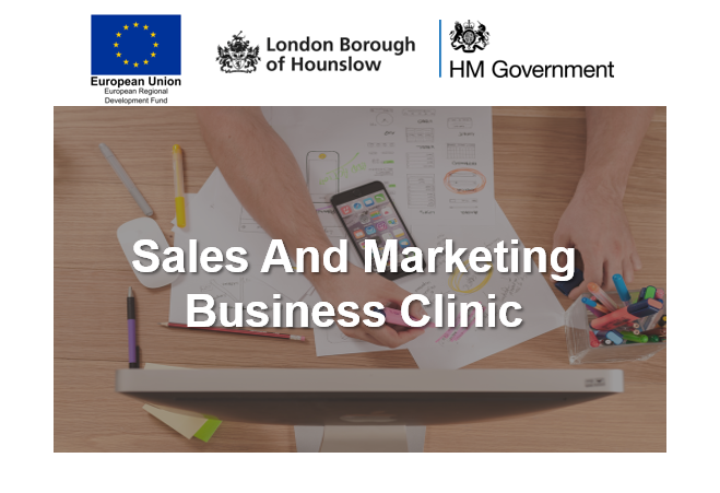 Sales and marketing business clinic