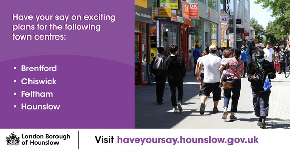 Have your say on the future of the town centres