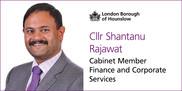 Cllr Rajawat