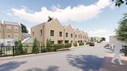 Carbon zero housing scheme