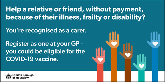 Carer vaccinations